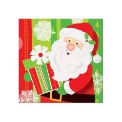 Servilletas de papel navideñas