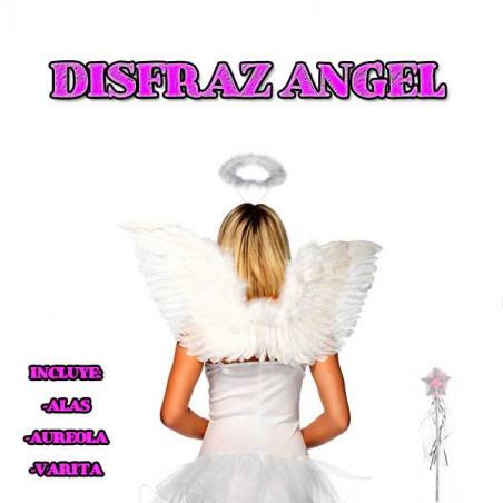 Disfraz de ángel niño