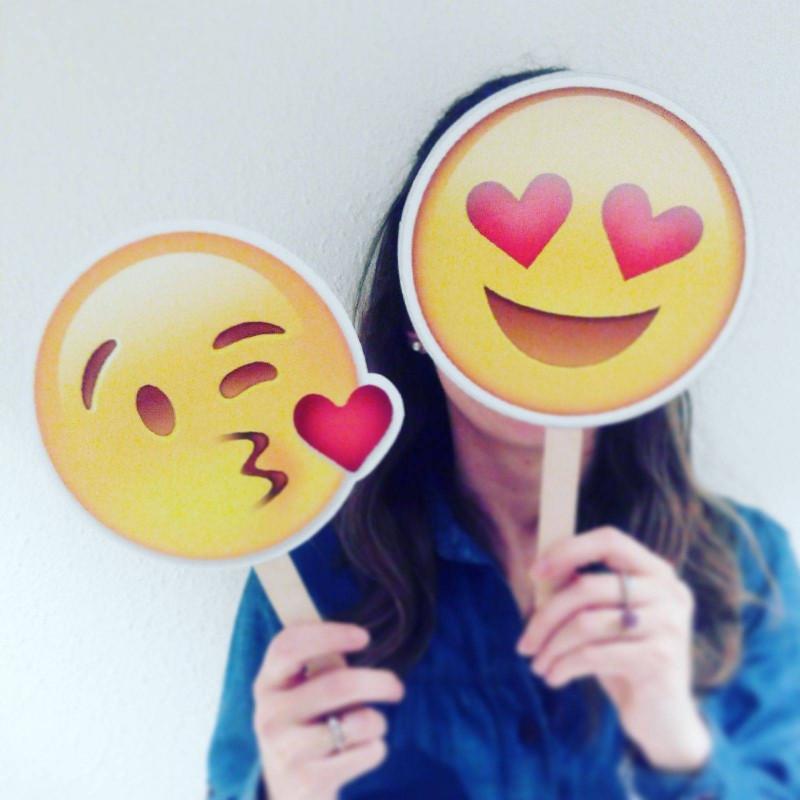 Photobooths Emojis Whatsapp