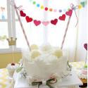 Decoración de tartas candybar