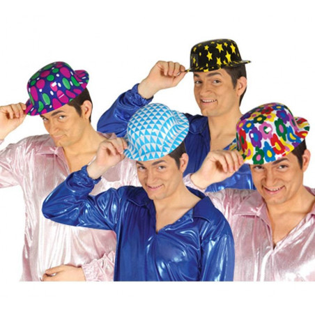 Sombreros variados photocall