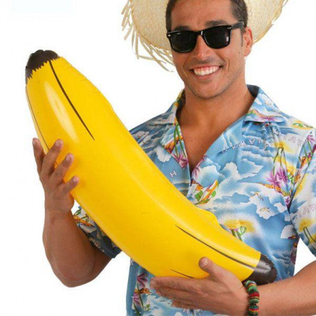 Plátano Hinchable 70 cm